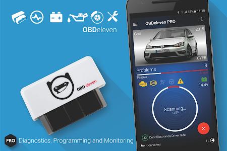 OBDeleven car diagnostics 0.18.0