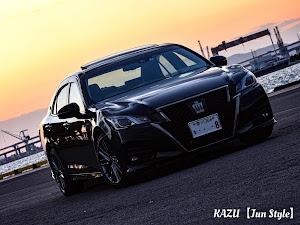 クラウンアスリート ARS210 ATHLETE S-T・ 平成29年式のカスタム事例画像 KAZU【Jun Style】さんの2020年11月11日12:45の投稿