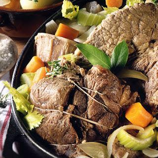 Beef Loin Roast Crockpot Recipes
