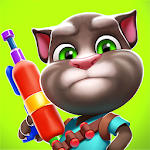 Talking Tom Camp icon