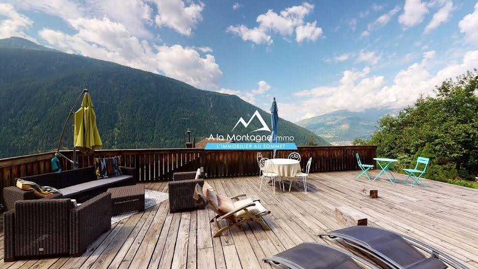 Vente maison 12 pièces 600 m² à Séez (73700), 2 250 000 €