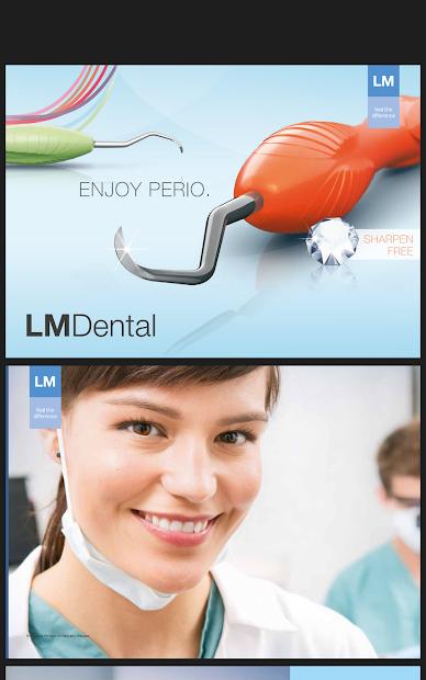 LM-Dental Material Kit screenshot 6