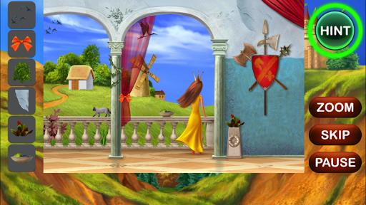 Princess Castle Hidden Object  captures d'écran 1
