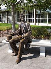 Photo: Lincoln Bronze