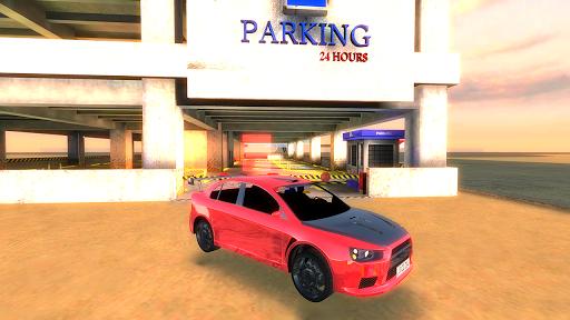 Car Parking Driving Simulator 3D Parking lot 1.0.1 screenshots 27
