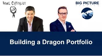 building a dragon portfolio worshop with george gammon and patrick ceresna