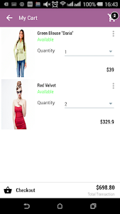 WooShopee - Woocommerce App screenshot 4