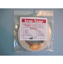 Scor-Tape .375X27yd