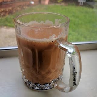 Milk Tea.