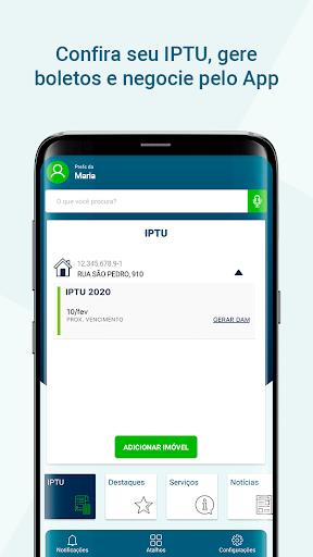 curitiba app screenshot 3