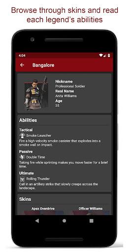 Apex Infotown for Legends 1.0.4 screenshots 2