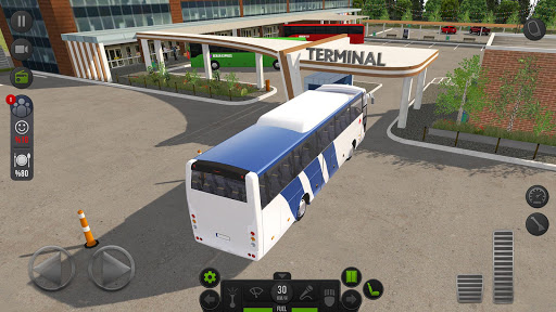 Bus Simulator : Ultimate screenshots 23