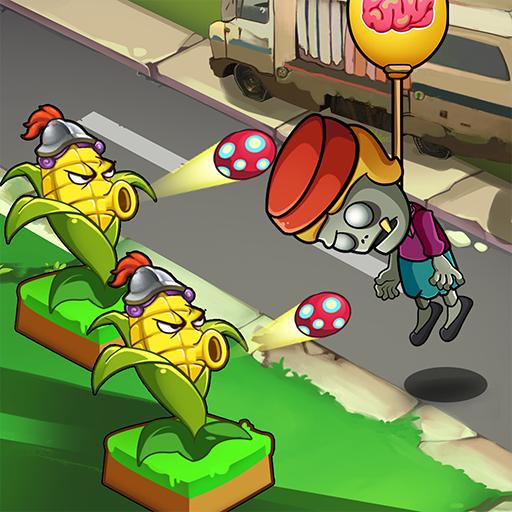 Plant Empires - Merge plant monster fight