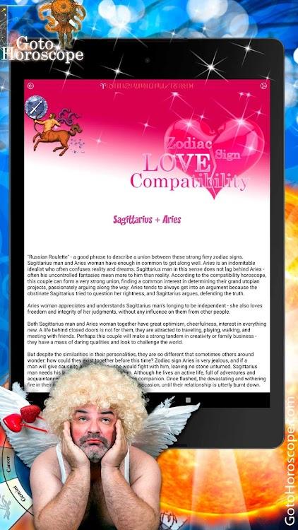 Sagittarius Horoscope - Daily Horoscope 2019 – (Android Apps
