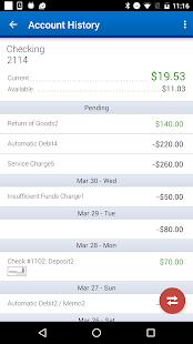 LegacyTexas Mobile Banking - náhled
