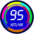 GPS速度計 icon