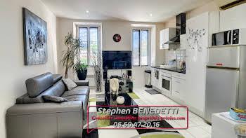 Appartement 3 pièces 38,5 m2