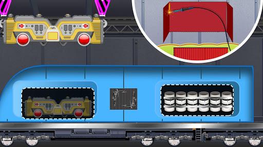 Build A Train : Craft & Ride 1.0.2 screenshots 2