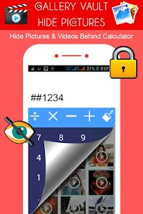 Secrete Photo & Video Lock- screenshot thumbnail
