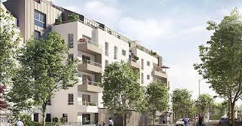 Appartement 3 pièces 60,89 m2