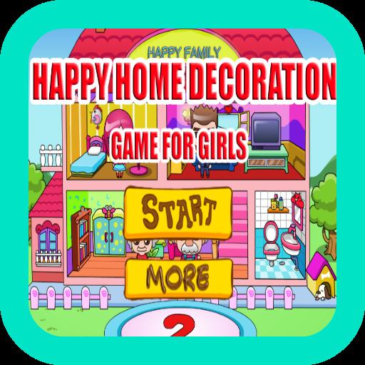 Happy Family Home Decoration