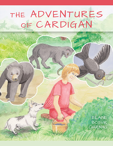 The Adventures of Cardigan cover