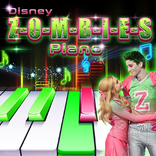 Music Disney Zombies Magic  Tiles 2018