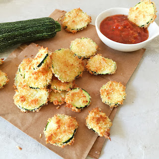 Food Babe's Easy Coconut Zucchini Chips