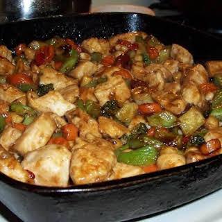 Best Ever Chinese Chicken.