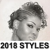 AFRICAN BRAIDS AND TUTORIAL 2018