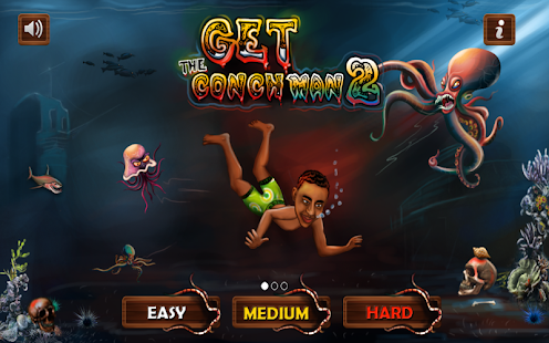 Get The Conch Man 2 1.0 APK + Mod (Unlimited money) إلى عن على ذكري المظهر
