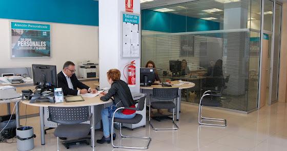 Cajamar es la séptima entidad de España por número de oficinas bancarias