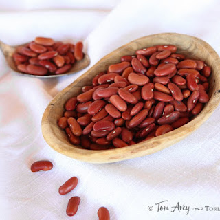 How to Cook, Soak and Freeze Red Kidney Beans.