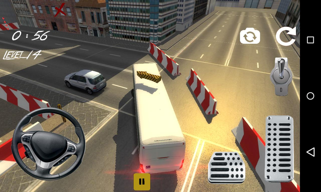 Car Parking Free- screenshot