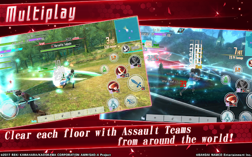 Mod Game Sword Art Online: Integral Factor for Android