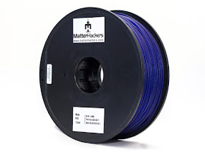 Blue PETG Filament - 1.75mm (1.0kg)