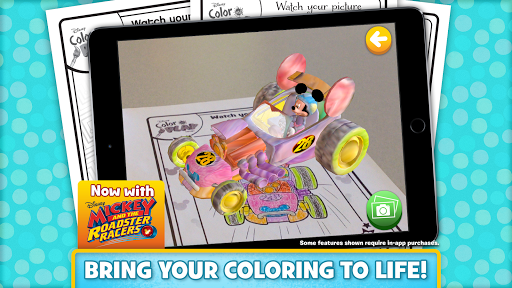 Disney Color and Play Lietotnes (APK) bezmaksas lejupielādēt Android/PC/Windows screenshot