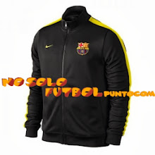 Photo: FC Barcelona Chaqueta