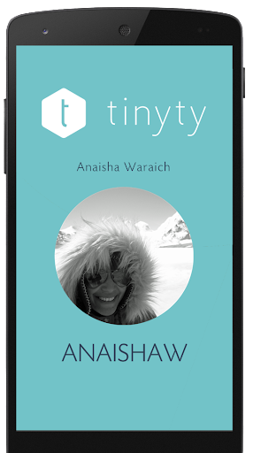 Tinyty - GeoSocial Networking