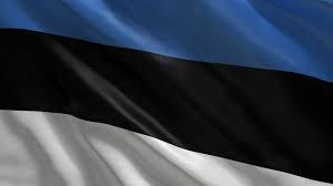 Resultado de imagen de bandera de estonia