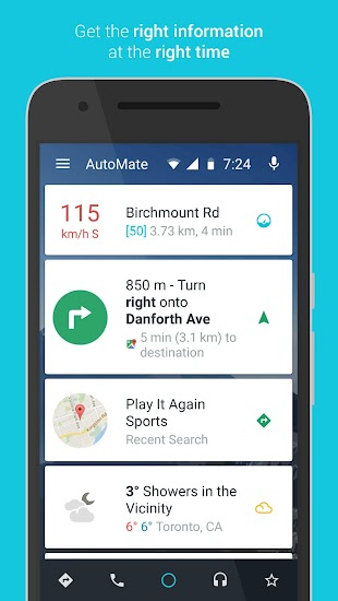 AutoMate - Car Dashboard- screenshot thumbnail