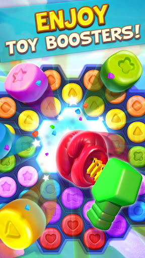 Toy Party: Free Match 3 Games, Hexa & Block Puzzle  screenshots 4
