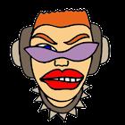 Punk Rock DJ icon