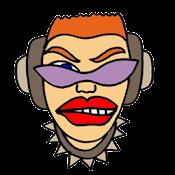 Punk Rock DJ - Music Player