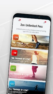 C25K® - 5K Running Trainer Pro Screenshot
