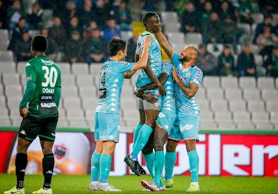 Charleroi enfonce un peu plus le Cercle et se relance dans la course au top 6