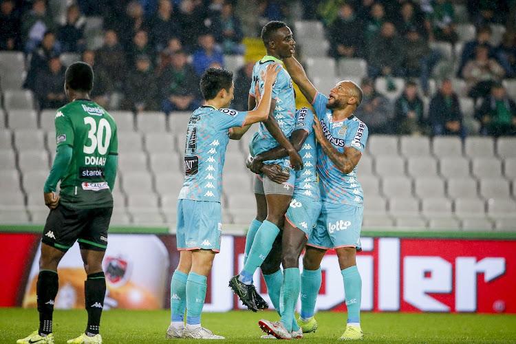 Charleroi: centrale verdediger kan opnieuw met de groep trainen, Mamadou Fall stelt gerust