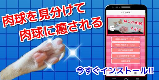 玩免費娛樂APP|下載ねこにあつめ(熱め)の人のための猫の肉球ゲームできもちも上々 app不用錢|硬是要APP