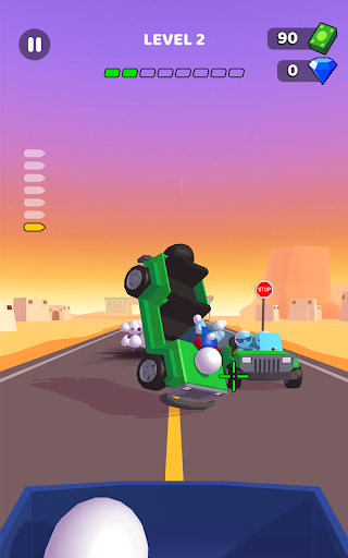 Rage Road screenshot 5