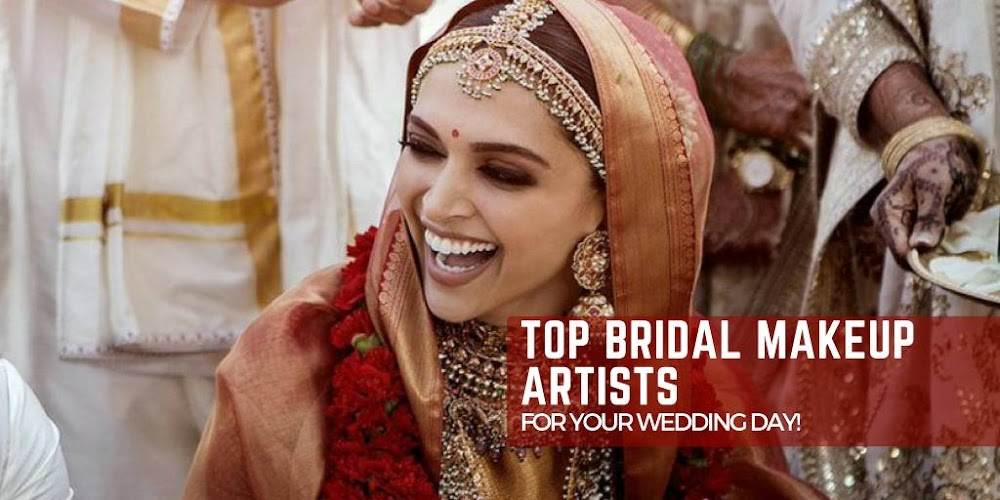 Top Bridal Makeup Artists In India
